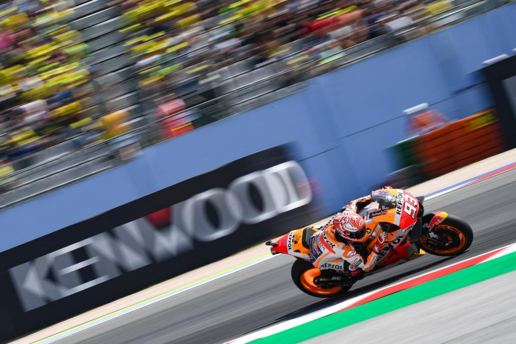 MotoGP | GP San Marino, sintesi warm-up