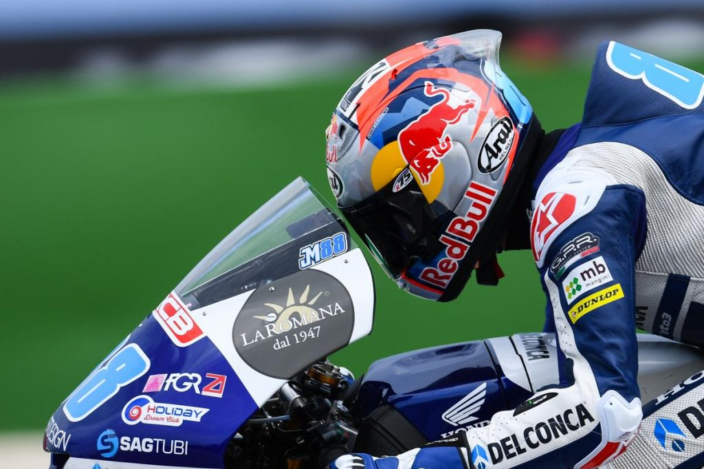 Moto3   GP San Marino: è ancora Martín in pole. Bezzecchi sesto