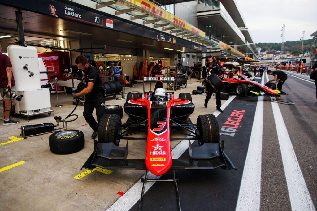 GP3   GP Russia: Mazepin perde la pole per track limits, Pulcini partirà al palo