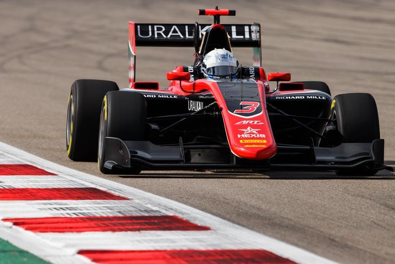 GP3 | GP Russia: pole position casalinga per Nikita Mazepin