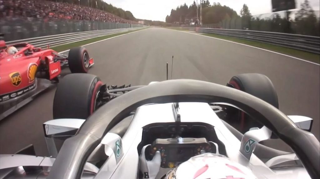 F1   La grande illusione di Spa
