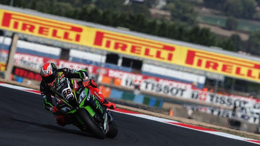 SBK | GP Francia: Kawasaki asfaltano la concorrenza, Sykes in Superpole