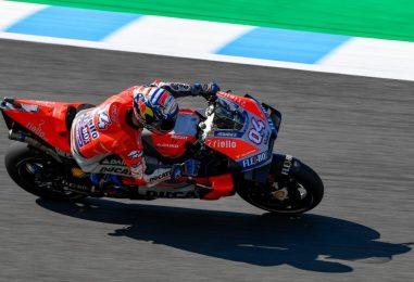 MotoGP   GP Giappone: Dovizioso in pole position davanti a Zarco e Miller