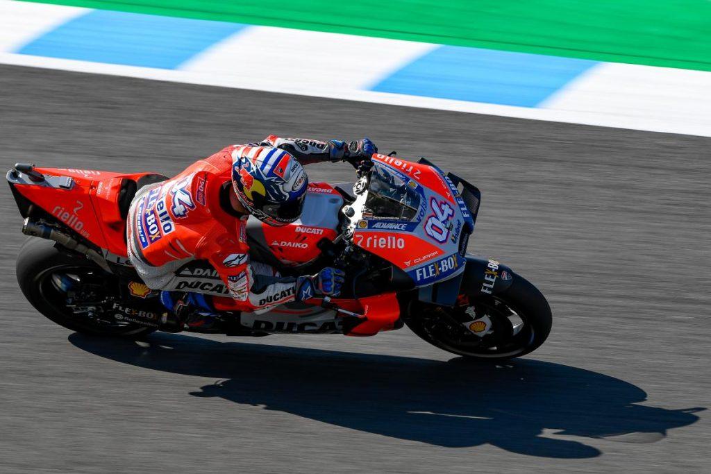 MotoGP | GP Giappone: Dovizioso in pole position davanti a Zarco e Miller