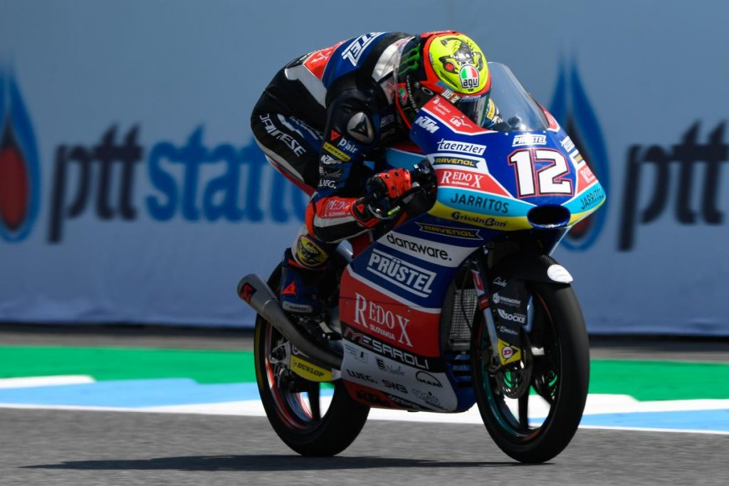 Moto3 | GP Thailandia: Marco Bezzecchi in pole position