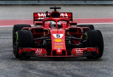 F1   GP Stati Uniti, prove libere 3: Vettel-Raikkonen davanti a tutti