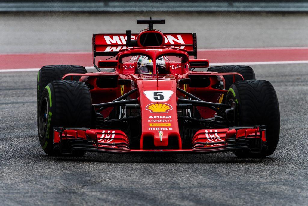 F1 | GP Stati Uniti, prove libere 3: Vettel-Raikkonen davanti a tutti