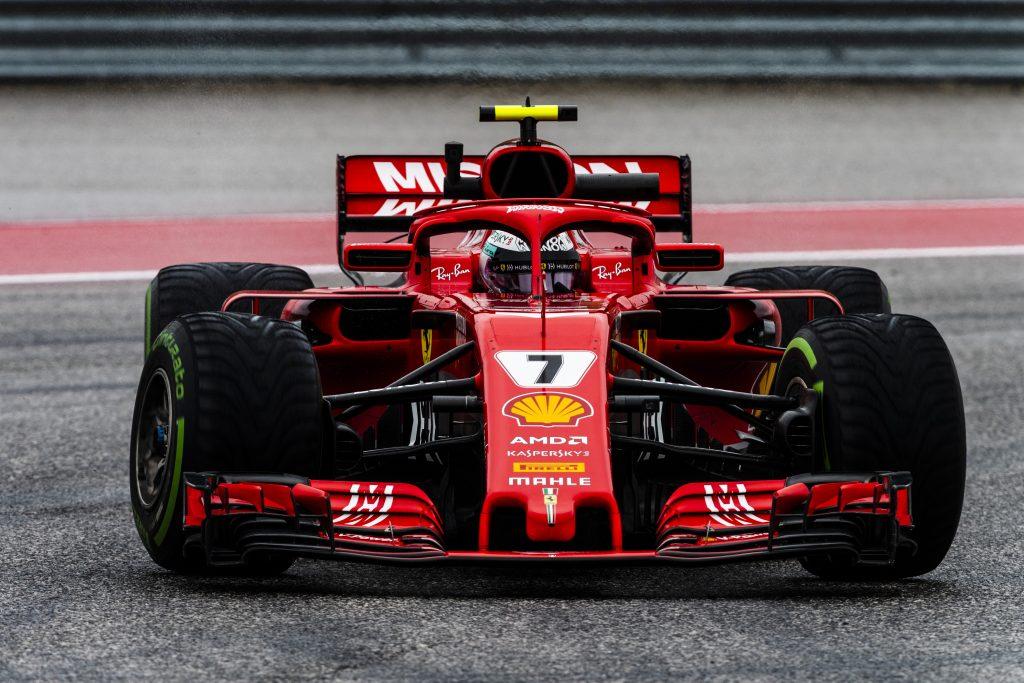 F1 | GP Stati Uniti: Kimi Raikkonen trionfa ad Austin!!! Festa rimandata per Hamilton