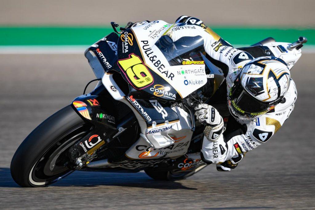 MotoGP | Álvaro Bautista sostituirà Jorge Lorenzo a Phillip Island sulla GP18 ufficiale