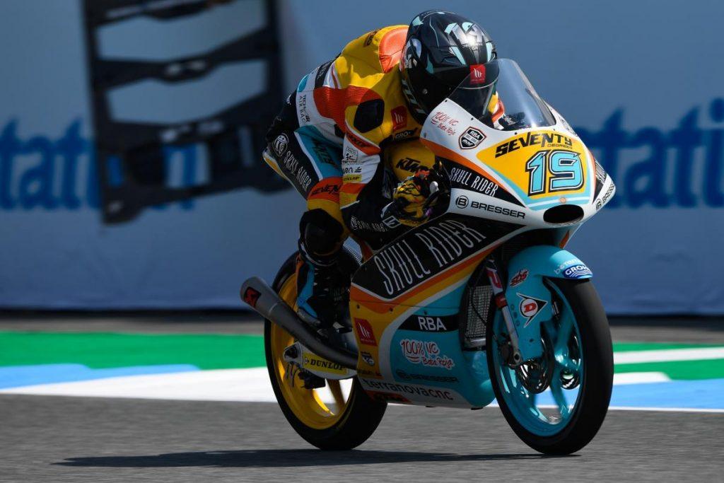 Moto3   GP Giappone: pole position di Gabriel Rodrigo