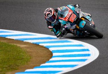 Moto2   GP Giappone: Fabio Quartararo vince su Speed Up davanti a Bagnaia