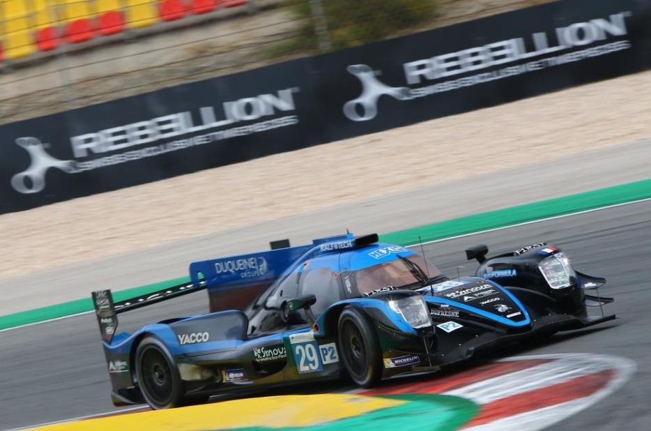 ELMS Portimão: Jamin beffa tutti, Duqueine in pole position