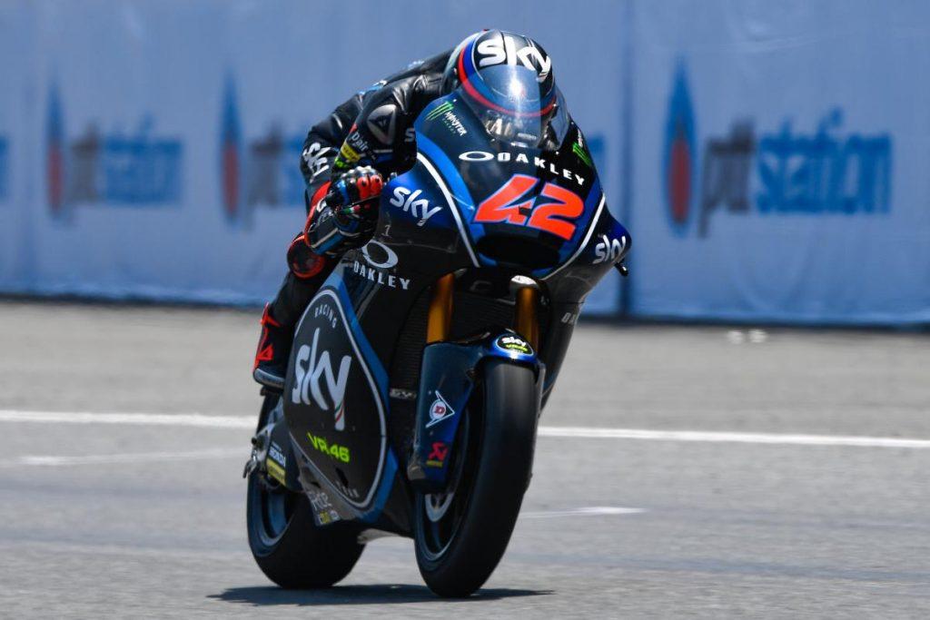 Moto2 | GP Giappone: Pecco Bagnaia di nuovo in pole position