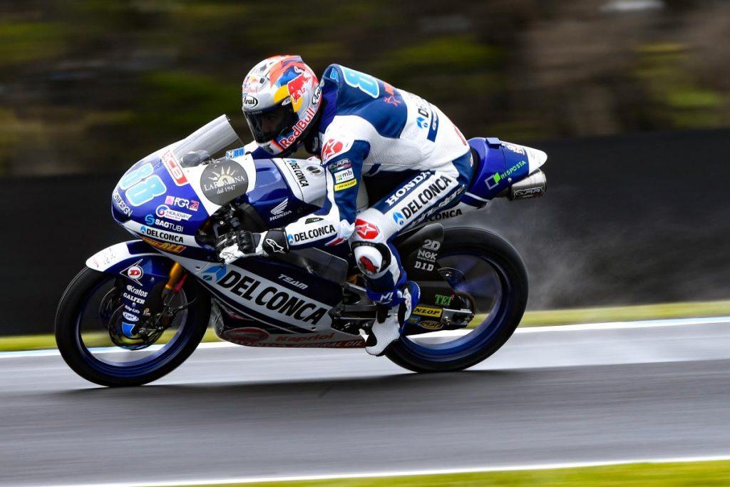 Moto3 | GP Australia: decima pole dell'anno di Jorge Martín