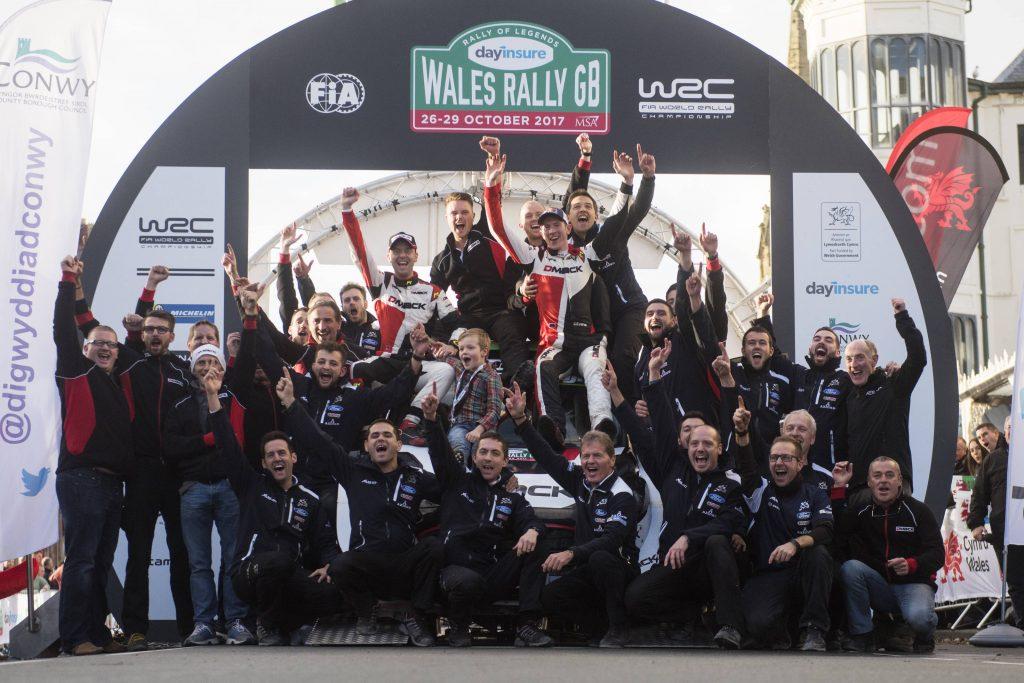 WRC   Rally del Galles 2018 - Anteprima