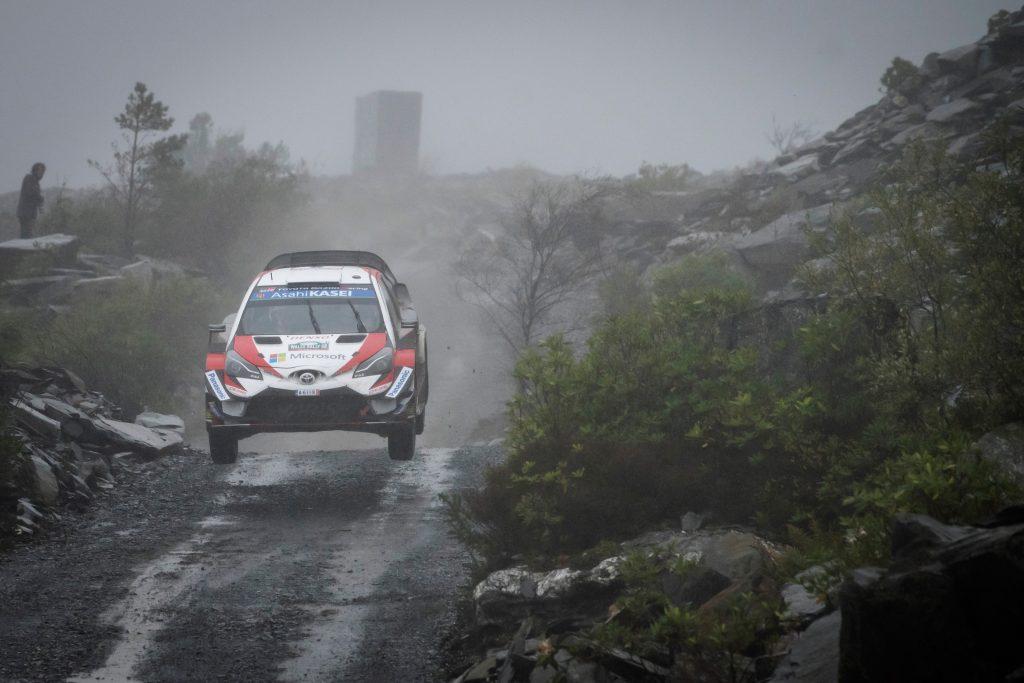 WRC   Galles: Tänak allunga ancora, Neuville sbaglia e finisce nono