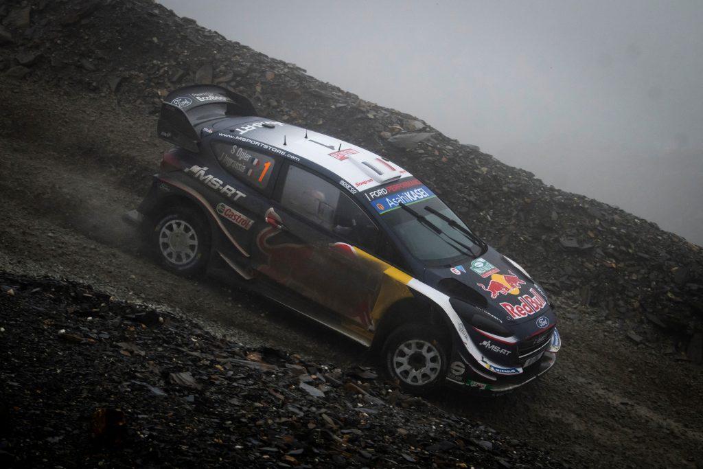 WRC | Galles: Tänak fuori dai giochi, Ogier è il nuovo leader