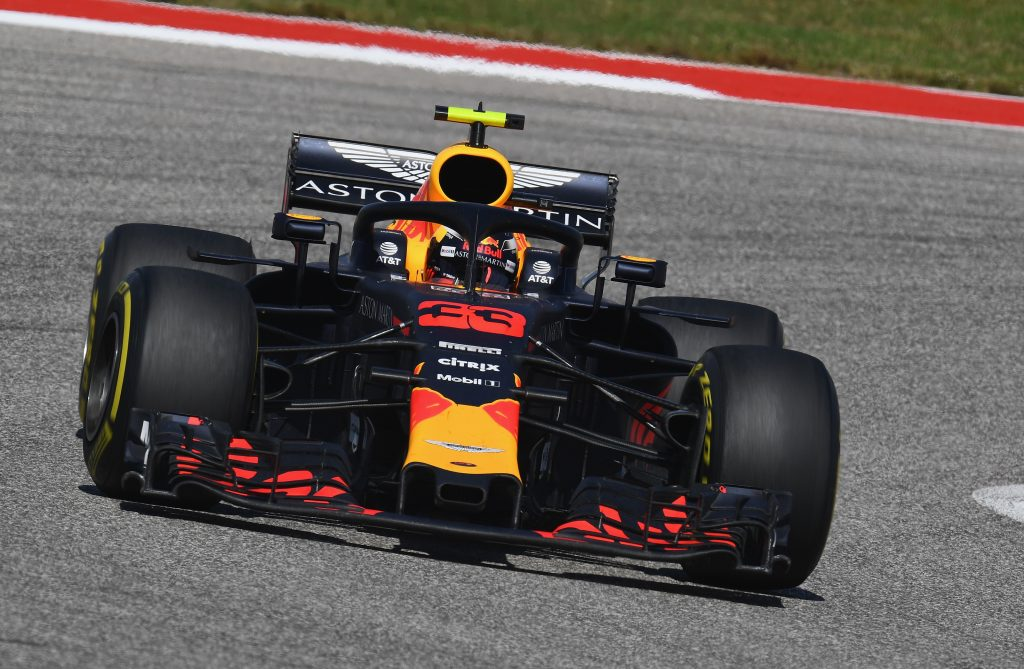 F1   GP Messico, Prove Libere 1: Red Bull in testa con Max Verstappen