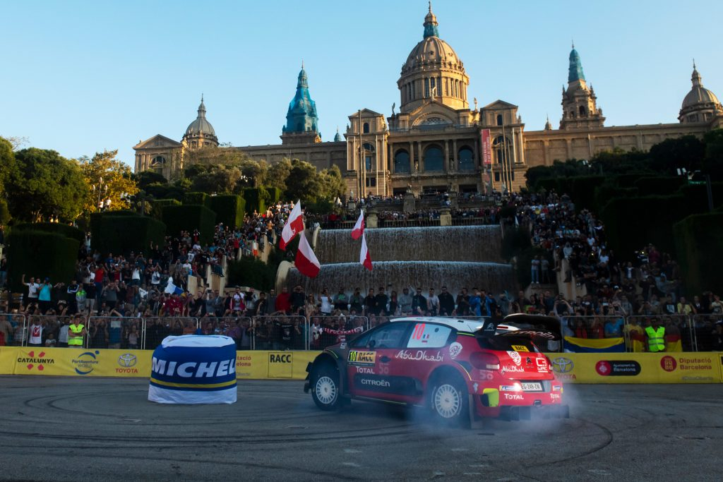 WRC | Catalunya: Tänak incrementa il vantaggio, Loeb risale quarto