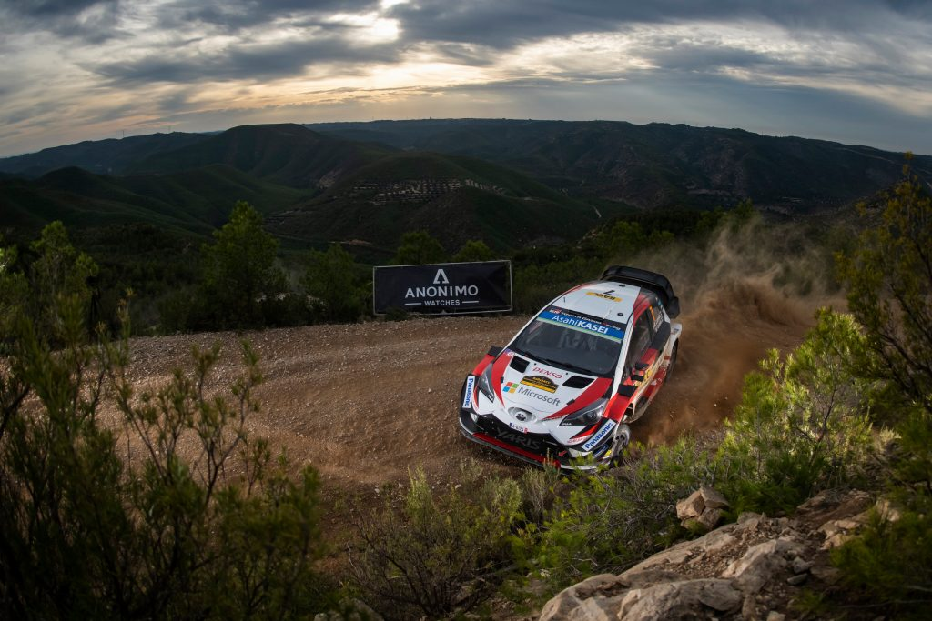WRC | Catalunya: Latvala acciuffa la leadership davanti a Ogier e Loeb