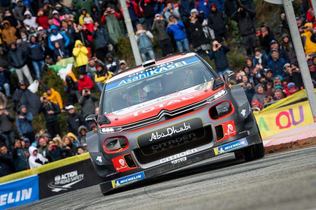 WRC   Catalunya: 79esima vittoria per Loeb, Ogier rovescia la classifica