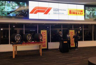 F1   Dal 2019 Pirelli renderà più semplice l'identificazione degli pneumatici