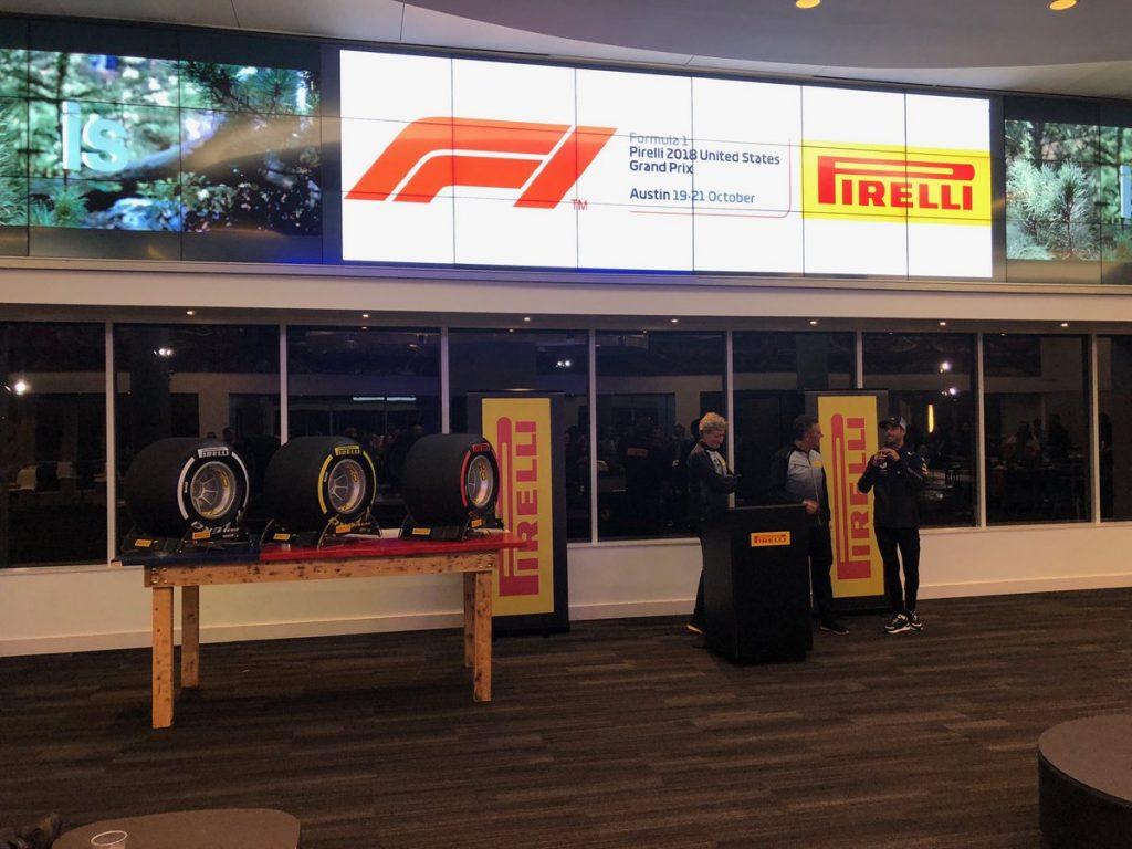 F1 | Dal 2019 Pirelli renderà più semplice l'identificazione degli pneumatici