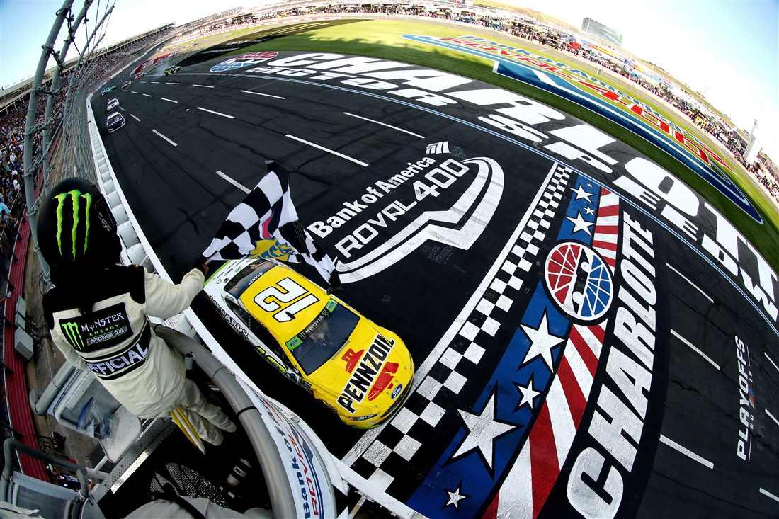NASCAR | Blaney vince la gara inaugurale sul roval di Charlotte!