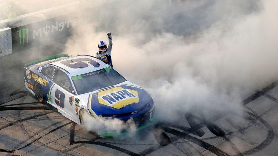 NASCAR   Elliott vendica la sconfitta dell'anno scorso a Dover