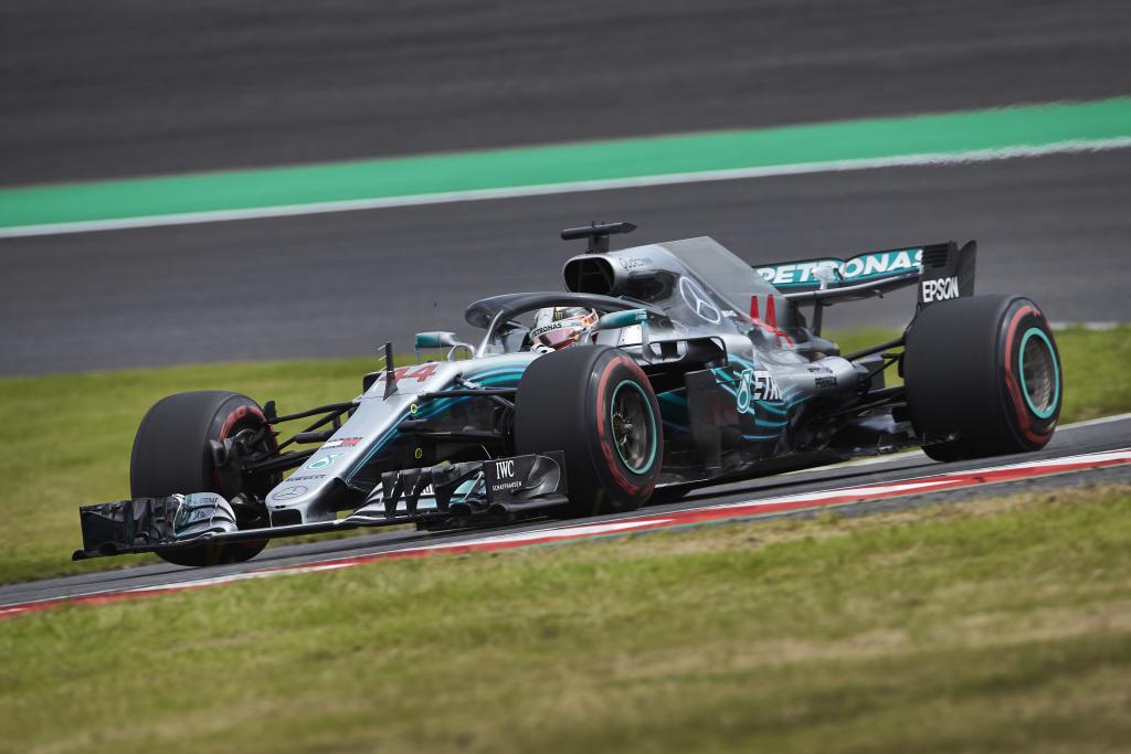 F1 | GP Giappone: Hamilton sbanca anche Suzuka, 5° titolo ad un passo. Ennesimo harakiri Vettel