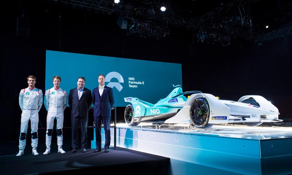 Formula E | Tom Dillmann al fianco di Turvey sulla nuova NIO