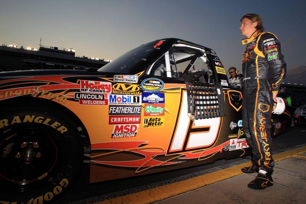 NASCAR | Kimi Raikkonen: Nascar driver