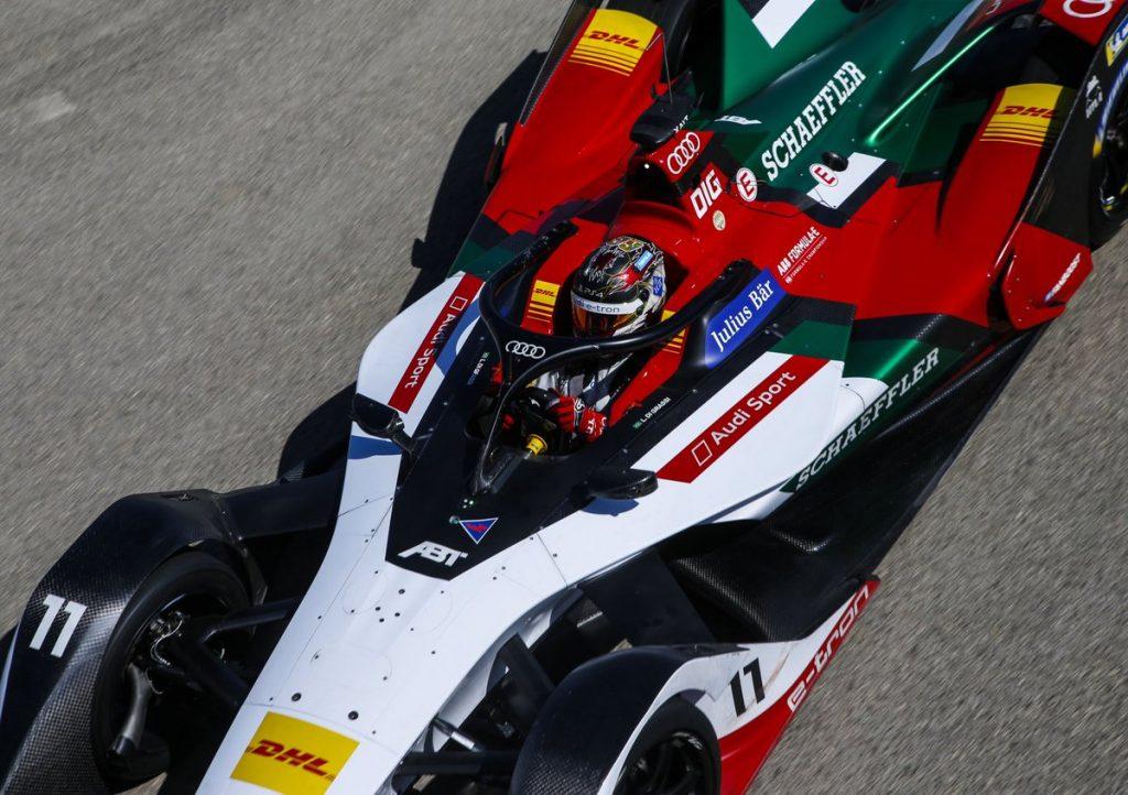 Formula E | La entry list dei test di Valencia