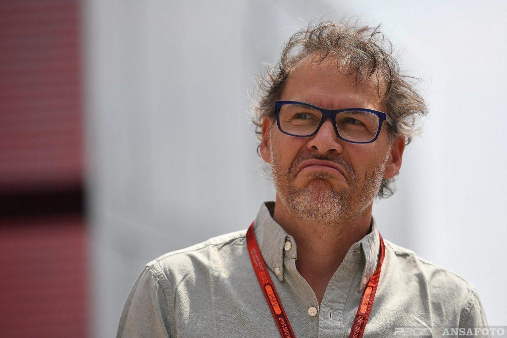 F1   Jacques Villeneuve: