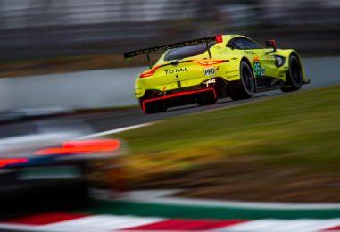 WEC | Fuji: Toyota e Aston Martin in pole position