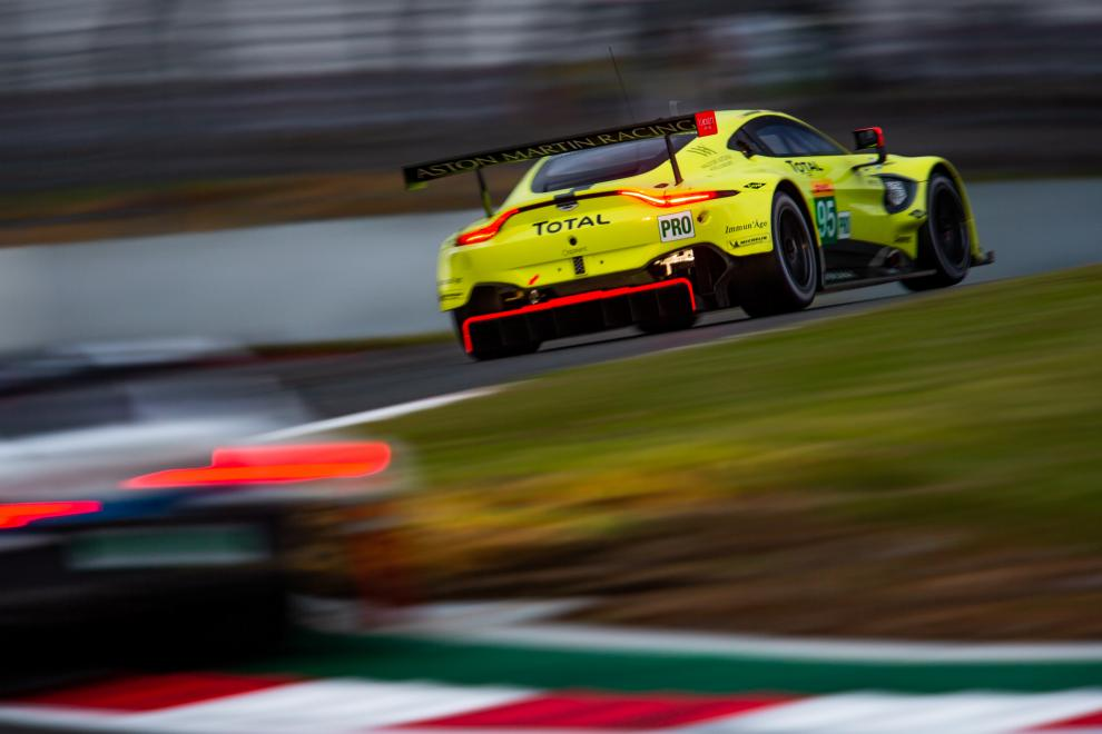 WEC | Fuji: Toyota e Aston Martin in pole position