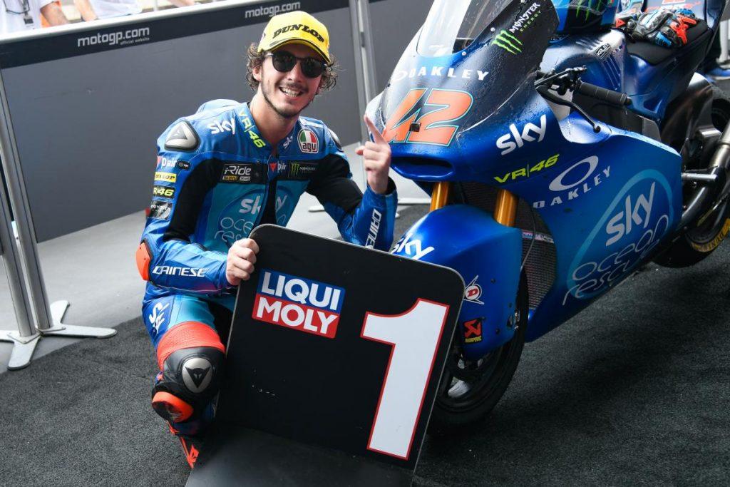 Moto2 | GP Thailandia: Bagnaia vince ancora, doppietta Sky VR46