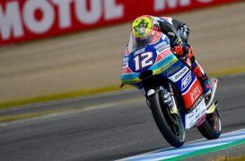 Moto3   GP Giappone: Bezzecchi alla terza vittoria stagionale, giornata nera per Gresini