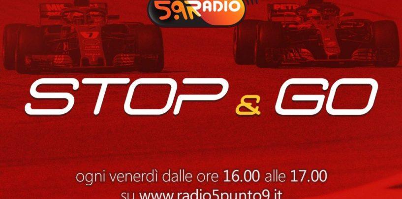 """<span class=""""entry-title-primary"""">""""Stop&Go"""" live venerdì 26 ottobre alle ore 16.00 su Radio 5.9</span> <span class=""""entry-subtitle"""">La trasmissione di P300 in diretta fino alle 17</span>"""