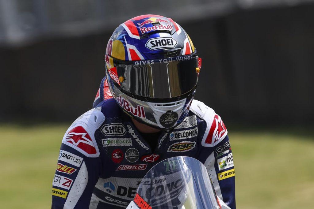 Moto3 | GP Thailandia: Di Giannantonio vince a Buriram, Bezzecchi out con Bastianini
