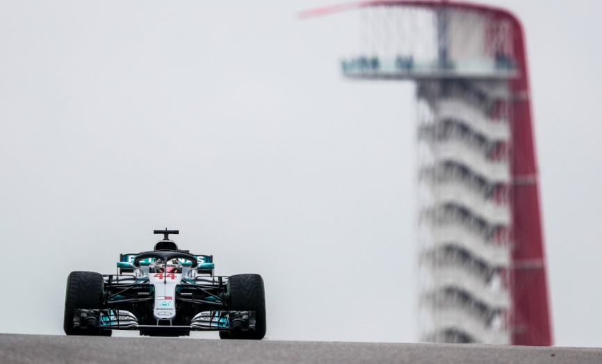 F1 | GP Stati Uniti, Risultati Prove Libere 2: Hamilton sempre davanti
