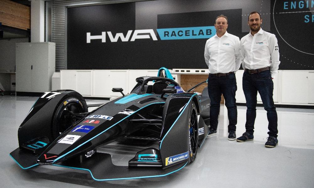 Formula E | HWA presenta la sua vettura, Gary Paffett il primo pilota