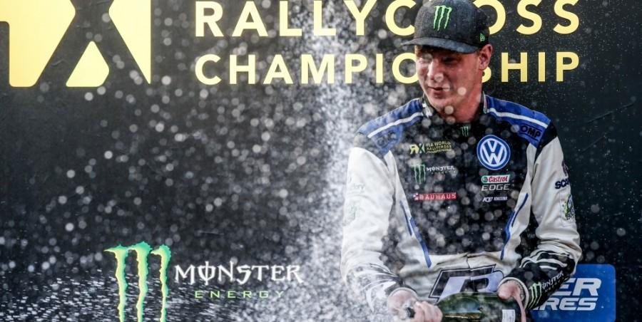 WRX | Germania: decima vittoria stagionale per Kristoffersson