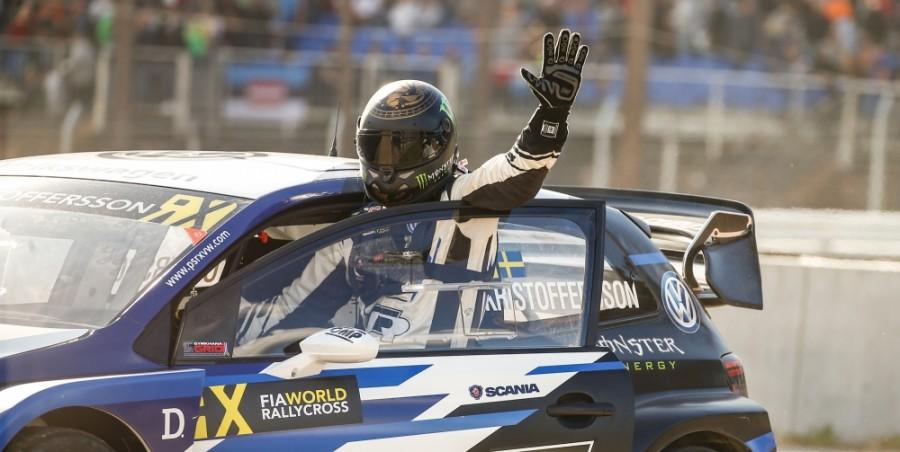 WRX | Kristoffersson vince ad Austin ed è campione per la seconda volta consecutiva