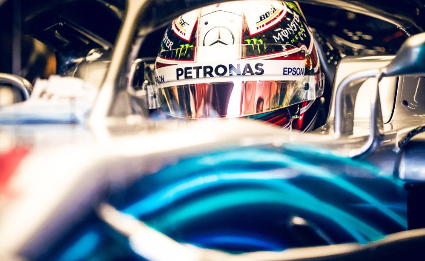 F1   GP Stati Uniti, Risultati Prove Libere 1: Hamilton velocissimo sul bagnato