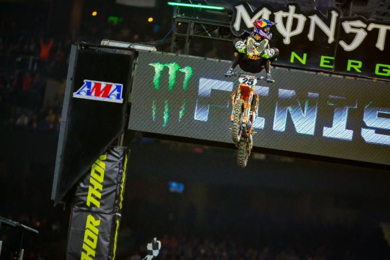 SUPERCROSS | Monster Energy Cup 2018: a Las Vegas è tutto pronto per lo show!
