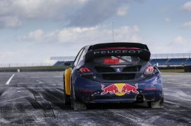 WRX   Peugeot lascia il campionato a fine 2018