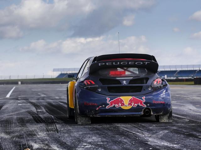WRX | Peugeot lascia il campionato a fine 2018
