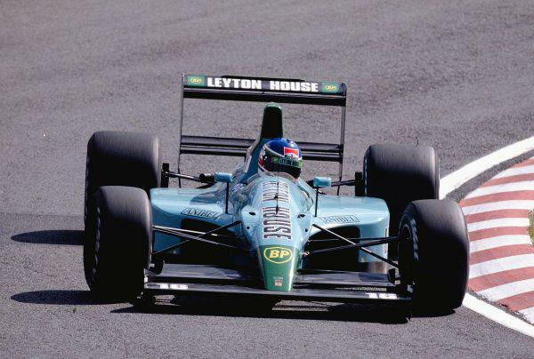 Messico 1990: quando la Leyton House non si qualificò per la gara