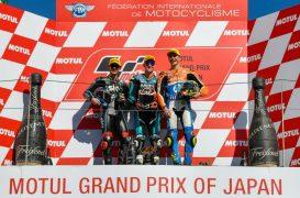 Moto2   GP Giappone: Fabio Quartararo squalificato, successo a Pecco Bagnaia